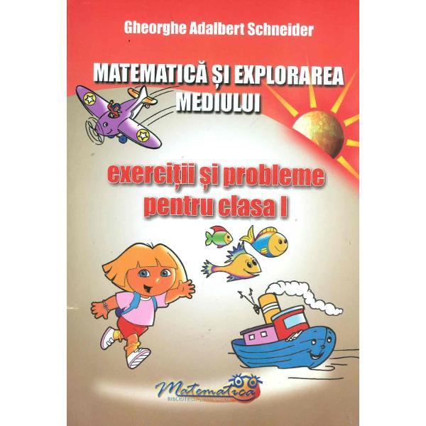 Matematica si explorarea mediului clasa I
