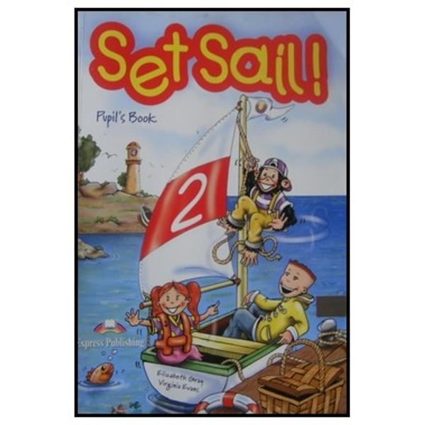 Set Sail PB - clasa a II-a