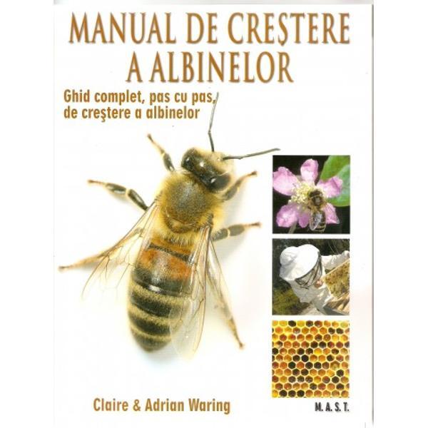 Manual de crestere a albinelor este o carte de referinte completa si usor de citit care face o incursiune in lumea interesanta a albinei melifere si mestesugului cresterii albinelor Aici veti gasi ciclul de viata al albinei melifere precum si modul in care functioneaza coloniaalbina melifera in cadrul mediului inconjurator si importanta ei in polenizare alegerea echipamentului si procurarea albinelor gasirea si infiintarea unei stupine