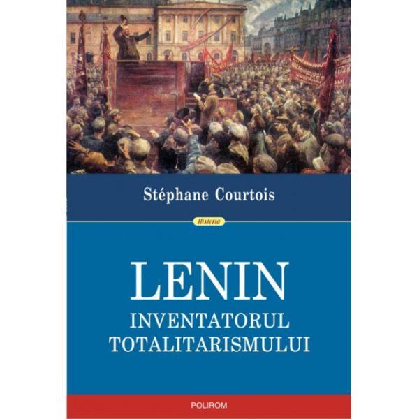 Contrar tendintei larg raspindite de a-l reabilita pe Lenin pentru a-l covirsi cu acuzatii pe Stalin Courtois arata ca Vladimir Ilici Ulianov a dorit a conceput si apoi a instaurat o dictatura ideologica nemiloasa inventind conceptele si instrumentele totalitarismului de tip comunist Lenin se distinge de ceilalti adversari interni ai tarismului opunindu-se nu doar liberalilor si democratilor ci si tuturor curentelor socialiste pe care le critica fara crutare in scrierile si