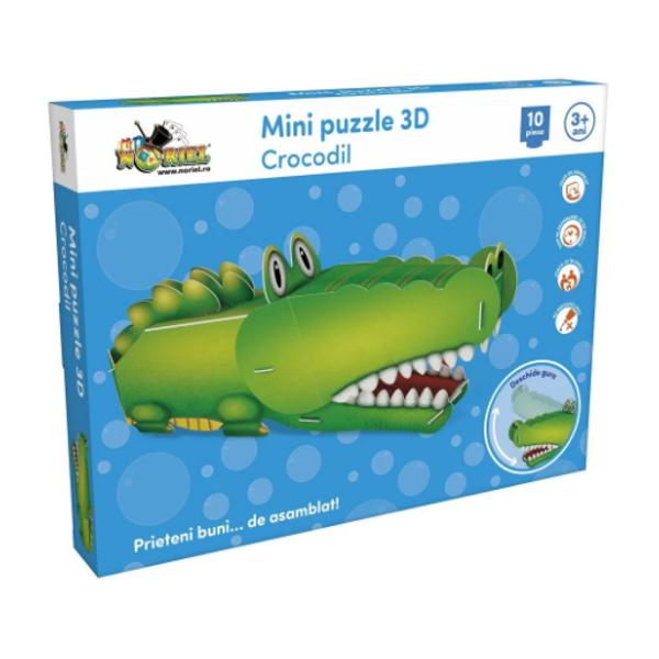 NOR1177001Sharea classsecond-action towishlist hrefhttpsnorielromini-puzzle-3d-noriel-crocodil-10-piese