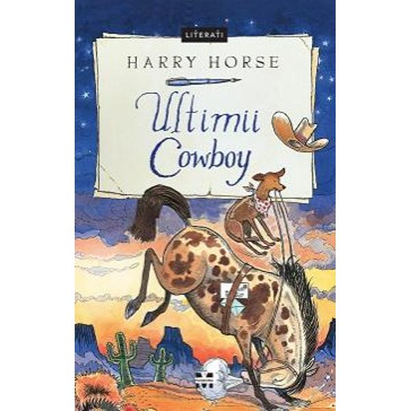 Un roman scris de câ&537;tig&259;torul Medaliei de Aur SmartiesBunicul &537;i Roo — un câine cu personalitate &537;i opinii ferme — pleac&259; în America în c&259;utarea bunicului lui Roo despre care nu mai &537;tiu nimic de mult&259; vreme Din povestirile lui Roo care bunicului i se par tot mai greu de crezut rezult&259; c&259; ultima oar&259; când s-a auzit de el acesta era câinele unui cowboy &537;i tr&259;ia