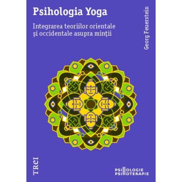 Psihologia yoga isi propune sa priveasca prin lentila psihologiei occidentale varietatea de teorii si practici yoghine specifice traditiilor hinduse budiste si jainiste Intr o lume a amestecului de religii si tehnici spirituale dar si in plin avant al psihoterapiilor inspirate de tehnicile de tip mindfulness cartea de fata prezinta fundalul teoretic care asigura eficienta diverselor tehnici corporale si meditative folosite atat de yoghinii occidentali cat si de specialistii in sanatate
