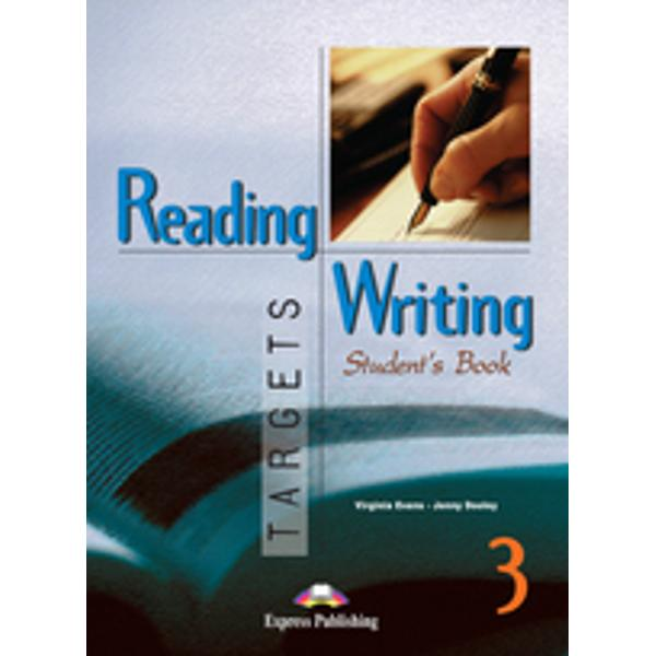 Reading Writing Targets 3