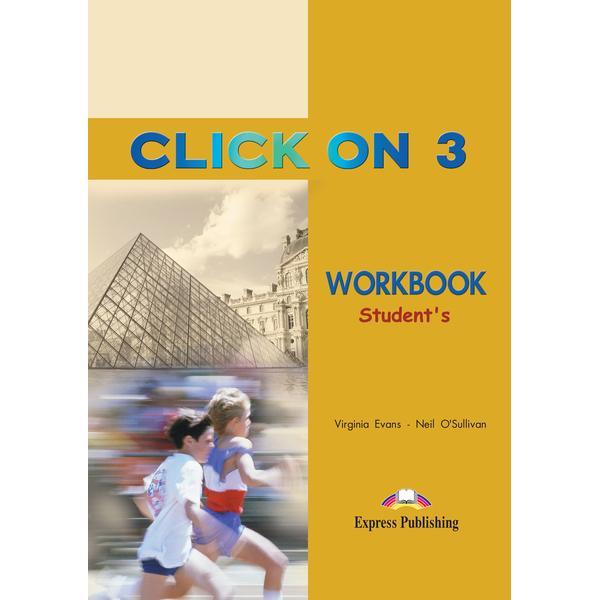 Const&259; &238;n 2 componente caietul elevului &351;i caietul cu exerci&355;ii de gramatic&259; Caietul elevului con&355;ine 10 unit&259;&355;i de &238;nv&259;&355;are corespondente celor din manual &351;i are rolul de a ajuta la consolidarea structurilor prezentate &238;n manual printr-o varietate de exerci&355;ii de tipul dialoguri alegeri multiple joc de rol completarea spa&355;iilor punctate formularea de &238;ntreb&259;ri sau r&259;spunsuri compuneri potrivirea
