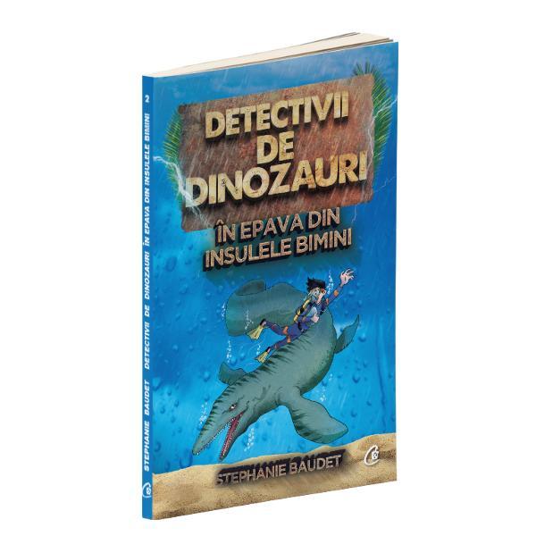 Matt &351;i familia lui merg &238;n vacan&355;&259; &238;n Florida Dup&259; aventura periculoas&259; din p&259;durea tropical&259; amazonian&259; au nevoie de relaxare Dar Matt &351;i tat&259;l lui aud zvonuri despre posibila existen&355;&259; a unor ou&259; de dinozaur &238;ntr-o epav&259; de pe fundul oceanului Spre disperarea doamnei Sharp cei doi &238;mpreun&259; cu Jo veri&351;oara lui Matt nu pot rezista tenta&355;iei de a se scufunda pentru