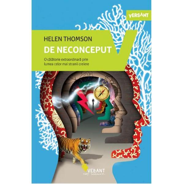 remiat&259; scriitoare &537;i consultant &537;tiin&539;ific Helen Thompson dezleag&259; cele mai mari mistere ale creierului uman examinând nou&259; cazuri extraordinareDe la produc&259;torul tv care nu uit&259; nimic la profesoara ale c&259;rei amintiri nu i se par a fi ale ei de la femeie care se pierde chiar în propria cas&259; la condamnatul a c&259;rii personalitate s-a schimbat peste noapte de la b&259;rbatul care se transform&259; în