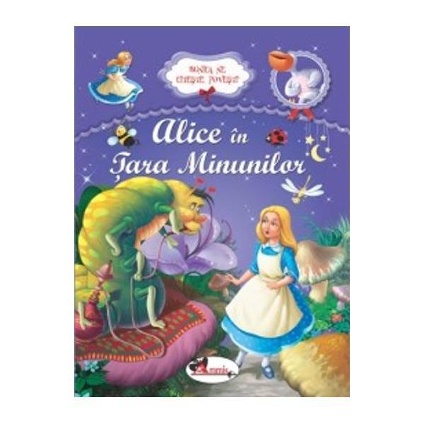 Bunica ne citeste - Alice in tara minunilor