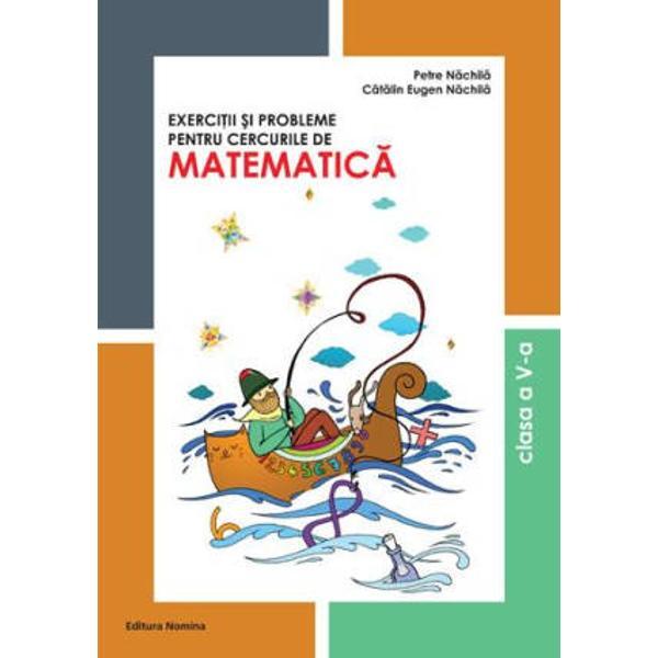 Volumul este un manual pentru excelenta&131; la matematica&131; Prin suportul lui tematica abordata&131; si gradul de complexitate al problemelor acest volum se adreseaza&131; profesorilor si elvilor care au drept pasiune stiinta matematicii ISBN  978-606-535-350-3 Autor  Petre Na&131;chila&131; Pagini  144