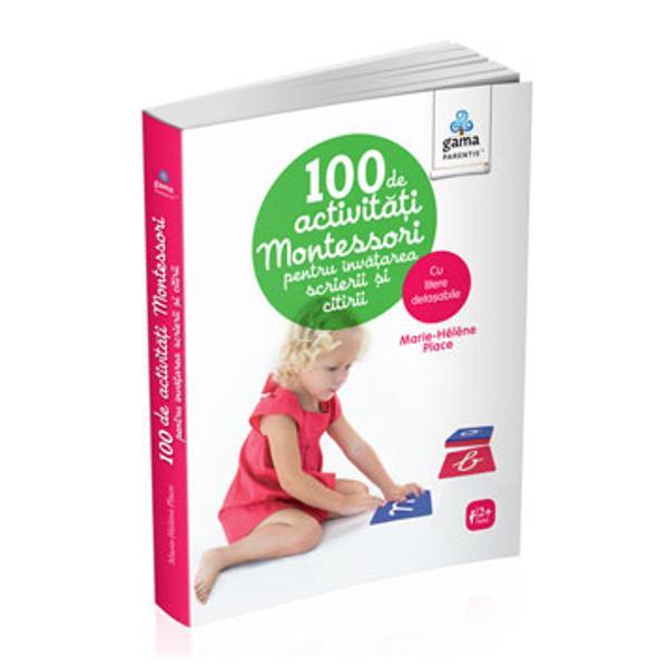 Cu ajutorul acestei carti ii veti oferi copilului uneltele de care are nevoie pentru a invata sa scrie si sa citeasca intr-un mod placut facil si durabil inca de la varste fragede