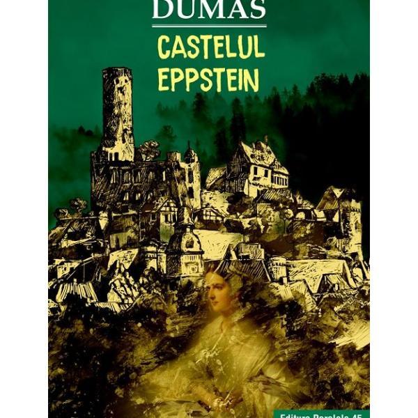 Castelul Eppstein este unul dintre romanele fantastice ale lui Dumas &238;n care povestea unei pasiuni &8222;interzise&8220; coexist&259; cu motivul &8222;locului b&226;ntuit&8220; O ac&355;iune bine conturat&259; plin&259; de suspans o atmosfer&259; de roman gotic cu castele singuratice &351;i subterane misterioase personaje animate de pasiuni violente &8211; desprinse parc&259; din scrierile lui Goethe sau Schiller &8211; &351;i o &238;ntrebare care