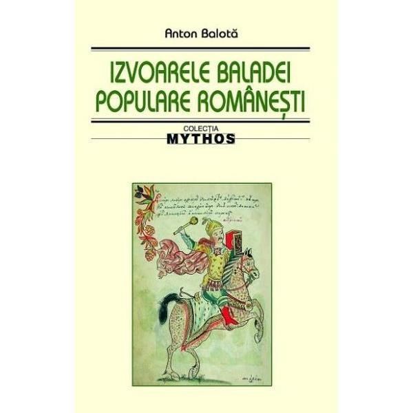 Cercetator pasionat si talentat al folclorului Anton Balota 1901-1971 este unul dintre marii