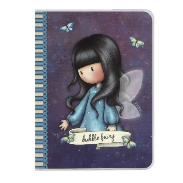 Caiet A6 Gorjuss Bubble Fairy un caiet practic cu cea mai noua fetita din gama Gorjuss Bubble Fairy o&160;zana adorabila&160;Dimensiuni145x11x05