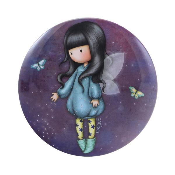 Cutie metalica de depozitare Gorjuss Bubble Fairy&160;este o forma foarte practica si ideala pentru a-ti pastra cu grija cele mai frumoase bijuterii sau accesorii de mici dimensiuni&160;Dimensiuni cutie 95x6&160;cm