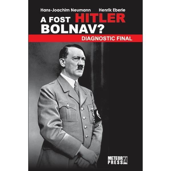 Medici psihologi &351;i istorici au analizat din diferite unghiuri bolile tulbur&259;rile &351;i presupusele perversiuni ale lui Hitler c&259;utand explica&355;ii pentru genocidele comise in timpul regimului na&355;ional-socialistCercetarea istoric&259; precum &351;i cea medical&259; au trecut de atunci printr-o transformare radical&259; &351;i ing&259;duie o nou&259; evaluare a biografiei medicale a dictatorului Intre timp a devenit posibil&259; furnizarea unor