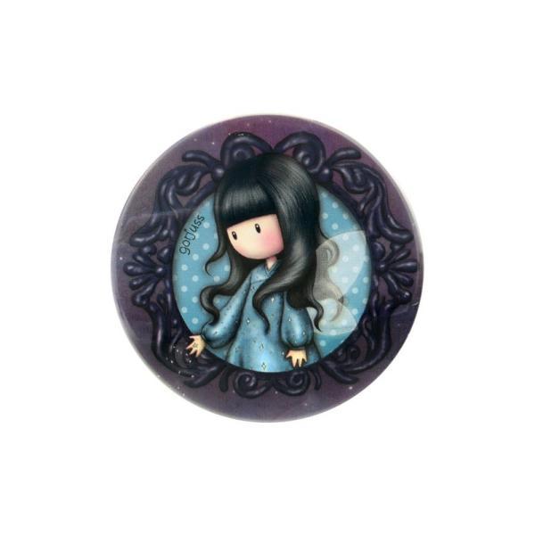 Cutie metalica rotunda mica Gorjuss Bubble Fairy o cutiuta fermecata pentru casa ta&160;Dimensiuni&160;65x65x45 cm