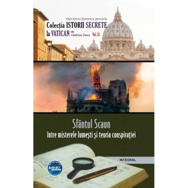 Nu pu&539;ine sunt misterele Vaticanului din timpul veacurilor dar &537;i din contemporaneitate pove&537;tile a&537;a-zicând reale sun&259; adesea chiar mai complicat &537;i aparent mai fantezist decât intriga dinCodul lui Da Vincial lui Dan Brown sau decât scenariile conspira&539;ioniste reiterate de unele website-uri de ni&537;&259; De la scara p&259;catelor lume&537;ti la evenimente fantastice ce presupun existen&539;a unor personaje