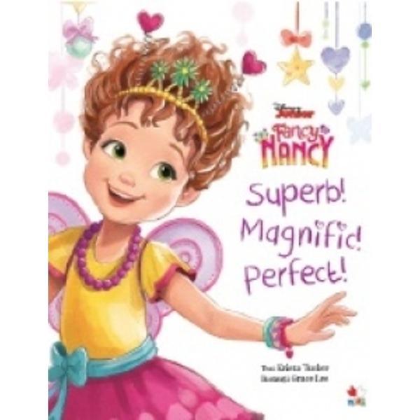 Nancy &355;ine foarte mult la lucrurile ei frumoase – de pild&259; la fabulosul tutu pe care l-a purtatla spectacolul de dans la superbul setul de ceai d&259;ruit de mama &351;i la splendida m&259;su&355;&259; de toalet&259;care i-a apar&355;inut cândva bunicii Dar toate aceste lucruri au în comun ceva cu adev&259;rat special…