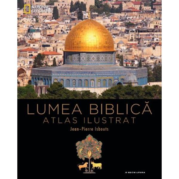 Minunat ilustrat&259; cu fotografii &537;i h&259;r&355;i de la National Geographic Lumea biblic&259; include &238;ntreaga istorie a &354;&259;rii Sfinte &8211; din zorii civiliza&355;iei umane p&226;n&259; &238;n secolul VII dHr de la prima apari&355;ie a lui Avraam p&226;n&259; la evolu&355;ia &537;i r&259;sp&226;ndirea iudaismului cre&537;tinismului &537;i islamului Acest volum exhaustiv prezint&259; o panoram&259; uimitoare &537;i plin&259; de autoritate a