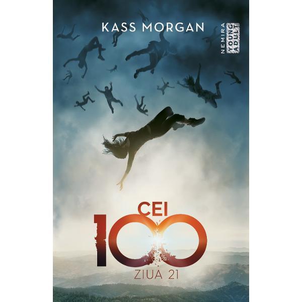 Continuarea romanuluiCei 100de Kass Morgan acum un serial TV de succesSecrete vor fi dezvaluite credinte schimbate si legaturi puse la incercare Cei 100 trebuie sa lupte pentru supravietuire in singurul fel posibil – impreunaAu trecut 21 de zile de cand Cei 100 au ajuns pe Pamant Sunt singurii oameni care au pus
