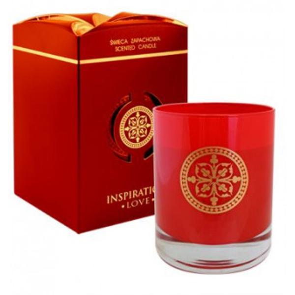 Inspiration -Lumânare parfumat&259; în pahar de sticl&259;Cod produs sn80-030-213Material exterior pahar sticl&259;Diametru79 mm; În&259;l&355;ime94 mmTimp de ardere 32 ore