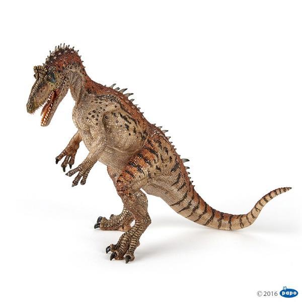 Cryolophosaurus - Figurina PapoCryolophosaurus - Figurina Papo&160;este o figurina pictata manual care reda intr-un mod magnific imaginea data de reconstructia dinozaurului in cele mai mici detaliiDimensiuni produs&160; 15x15x15 cm