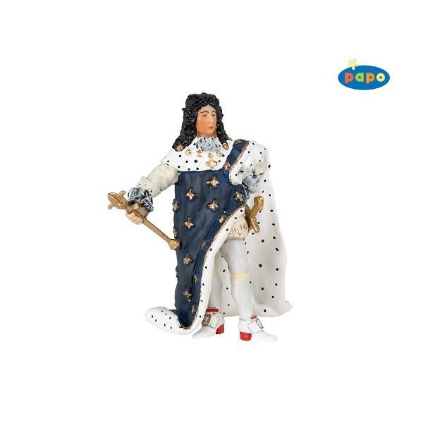 Louis al XIV-lea - Figurina PapoJucaria&160;Louis al XIV-lea este o figurina pictata manual ce poate fi adaugata la setul de jucarii din colectia Papo-Personaje istoriceFigurina&160;Louis al XIV-lea reprezinta celebrul personaj istoric si este un excelent stimulent pentru a extinde imaginatia copiilor dezvoltand multe oportunitati de joacaDimensiune95x6x5 cm;Varsta 3