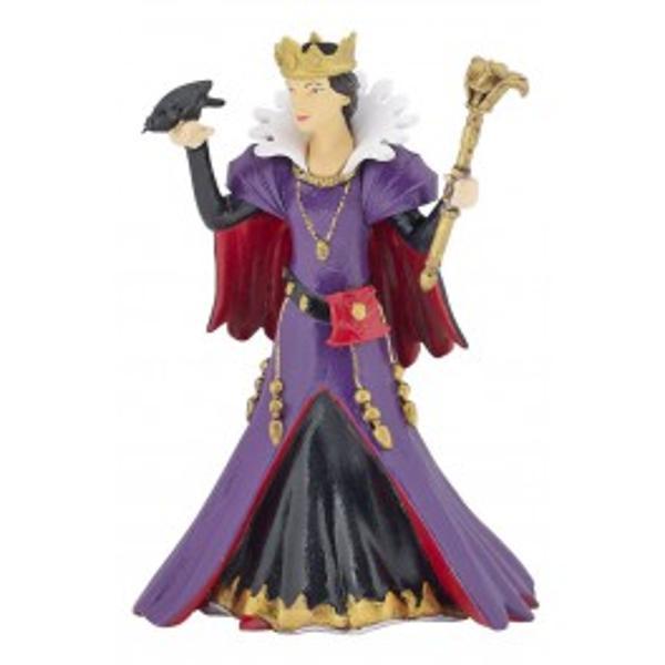 Figurina Papo - Regina maleficaRegina maleficanu este o regina in care sa ai incredere ea fiind gata sa distruga imparatia tara si sa-si tradeze loialiiAceasta figurinaPapoeste o excelenta jucarie educationala realizata