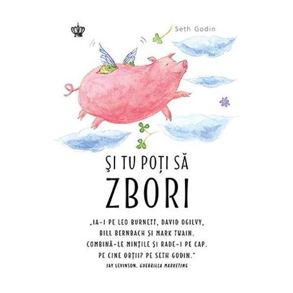 Seth Godin este autorul a optsprezece bestselleruri internationale care au schimbat felul cum gandesc oamenii despre marketing leadership si modul de raspandire a ideilor El a fondat Yoyodyne si Squidoo detine unul dintre cele mai influente bloguri de afaceri din lume este un antreprenor de succes si un conferentiar foarte apreciat Toti suntem ciudati volumul sau aparut la Baroque Books & Arts se bucura de un enorm succes in RomaniaI-ai pe