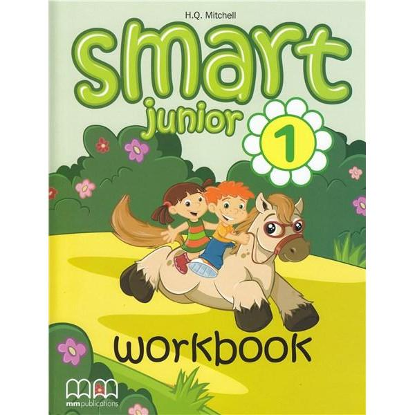 Smart Junior is an innovative six-level primary course in British English Its a course that follows the modular approach and the requirements of the Common European Framework of Reference
