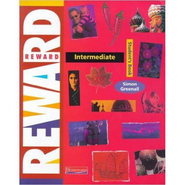 Reward is a multi-level course designed to take students from their first introduction to English up to a fully proficient use of the language Reward offers unique choice and flexibility in teaching and learning English The 70-hours core syllabus in the Students Book ensures swift progression with its essential grammar points systematic vocabulary and skills development and regular Progress checks The Resource Packs contain optional communicative activities linked to the Students