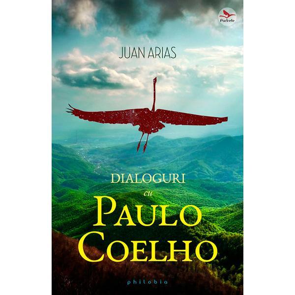 """""""Dialoguri cu Paulo Coelho"""" este singura carte în care celebrul autor brazilian se dest&259;inuie în mod direct El însu&351;i declara """"În aceaste discu&355;ii voi spune totul despre mine adev&259;rul gol-golu&355; astfel încât timp de dou&259;zeci de ani nimeni s&259; nu m&259; mai întrebe ceva""""În aceste interviuri realizate de jurnalistul Juan Arias Coelho relateaz&259; evenimente pe care"""