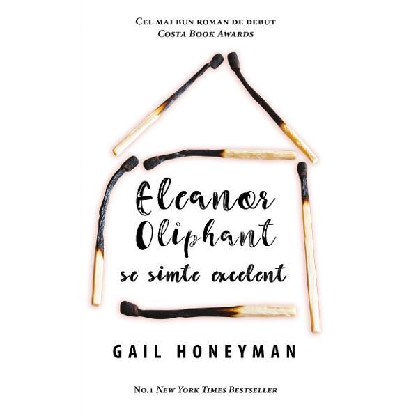 Uimitorul roman de debut al lui Gail Honeyman prezint&259; povestea uneifete care a înv&259;&355;at s&259; supravie&355;uiasc&259; f&259;r&259; s&259; &351;tie îns&259; cum s&259;tr&259;iasc&259; sau s&259; iubeasc&259; Eleanor Oliphant o femeie în vârst&259; de 30 deani duce o via&539;&259; simpl&259; Ea poart&259; acelea&537;i haine în fiecare zim&259;nânc&259; aceea&537;i mâncare la masa de