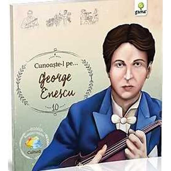 George Enescua fost cel mai bun compozitor roman si unul dintre cei mai talentati violonisti din lume Povestea impresionanta dezvaluita in acest volum dovedeste ca intreaga viata a artistului a fost un miracol dragostei pentru muzica al talentului urias si al daruirii