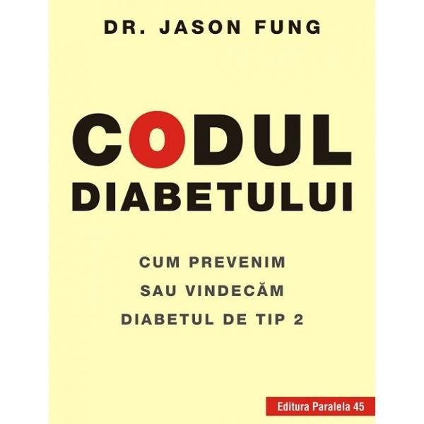 &206;n 2016 doctorul Jason Fung a publicat Codul greut&259;&539;ii corporale o carte care a schimbat modul &238;n care este privit&259; obezitatea de c&259;tre medici &537;i pacien&539;i deopotriv&259; De aceast&259; dat&259; renumitul autor se apleac&259; asupra unei alte probleme omniprezente &238;n lumea de azi diabetul de tip 2 o afec&539;iune privit&259; de c&259;tre medici dieteticieni &537;i chiar diabetologi ca &8222;boal&259;