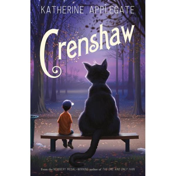 The heart-warming new story about family and friendships from Newbery Medal-winner Katherine ApplegateLife is tough for ten-year-old Jackson The landlord is often at the door there's not much food in the fridge and he's worried that any day now the family will have to move out of their home AgainCrenshaw is a cat He's large he's outspoken and he's imaginary He's come back into Jackson's life to help him but is an