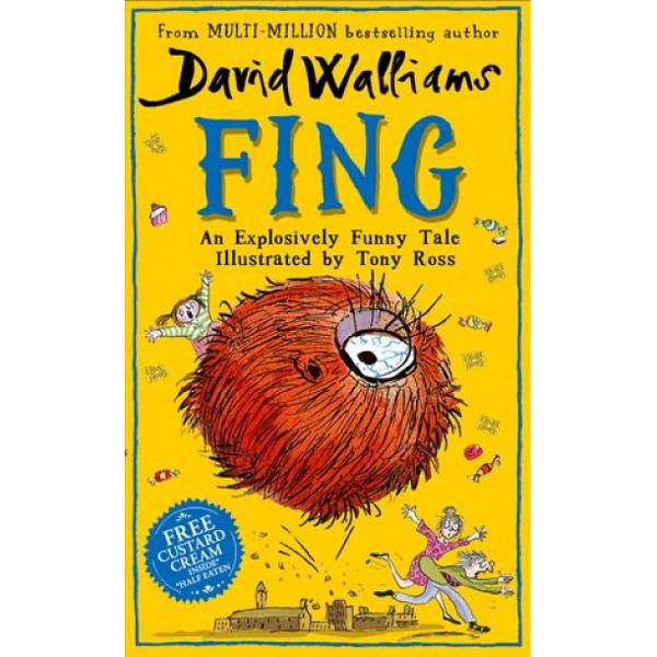 The new children's book from No 1 bestselling author David Walliams – a deliciously daft Tall Story of a child who had everything but still wanted more Illustrated by artistic genius Tony RossMeet the MeeksMyrtle Meek has everything she could possibly want But everything isn't enough She wants more more MORE When Myrtle declares she wants a FING there's only one problem… What is a FINGMr and Mrs Meek will do anything to keep
