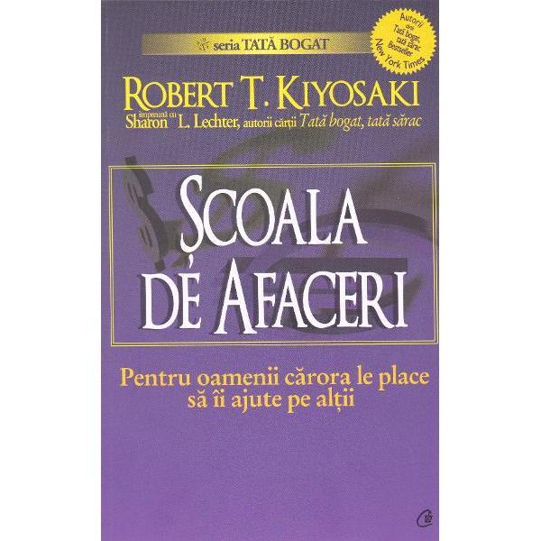 """""""Datorita faptului ca nu mi-am castigat averea din intemeierea unei afaceri de marketing in retea am avantajul de a fi putin mai obiectiv in privinta acestui subiect Cartea de fata descrie adevaratele valori ale unei afaceri de marketing in retea — valori care depasesc simplul potential al dobandirii de venituri uriase In sfarsit am gasit o afacere cu fata umana""""Robert T KiyosakiReteta succesului pusa la dispozitia cititorilor e simpla si urmeaza trei"""