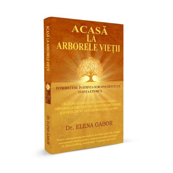 Acas&259; la Arborele Vie&539;ii este o carte revolu&539;ionar&259; care arunc&259; o lumin&259; asupra misterelor con&537;tiin&539;ei vie&539;ii &537;i ale mor&539;ii &537;i asupra r&259;d&259;cinilor cauzale ale bolilor În aceast&259; carte sunt prezentate patru studii de caz de hipnoterapie terapia subcon&537;tientului c&259;l&259;torii extraordinare de descoperire de sine &537;i de vindecare din tulbur&259;ri severe depresie gânduri de suicid