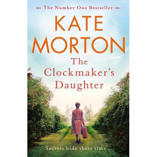 From the bestselling author of The House at Riverton and The Secret Keeper Kate Morton brings us her dazzling sixth novel The Clockmakers DaughterMy real name no one remembersThe truth about that summer no one else knowsIn the summer of 1862 a group of young artists led by the passionate and