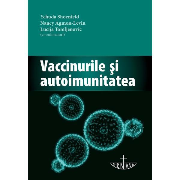 """Acest tratat de imunologie aplicat&259; este echilibrat cu eviden&355;ierea meritelor operei vaccinaliste &351;i cu lansarea unui semnal de alarm&259; asupra reac&355;iilor adverse severe &351;i chiar fatale"""" Autorii sunt personalit&259;&355;i cu o expertiz&259; de necontestat în domeniul imunologiei fundamentale &351;i cliniceBolile autoimune au o baz&259; genetic&259; adic&259; sunt foarte personale &351;i este naiv s&259; credem c&259;"""