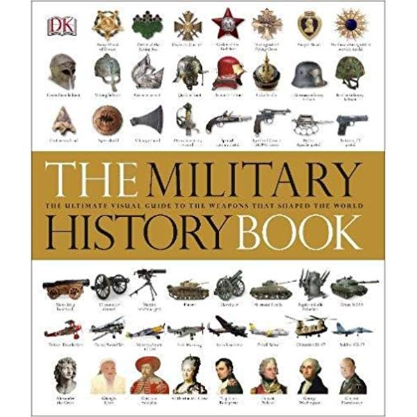 Stand to attention for the definitive visual guide to 5000 years of military history The Military History Book chronicles the changing technology and tactics of war from 5000 years ago to the present day in stunning visual detail Bringing military history to life like never before find out all about the battles leaders and weapons of war that have changed the course of history and shaped the world From the siege towers and catapults of ancient times to Samurai armour Russian