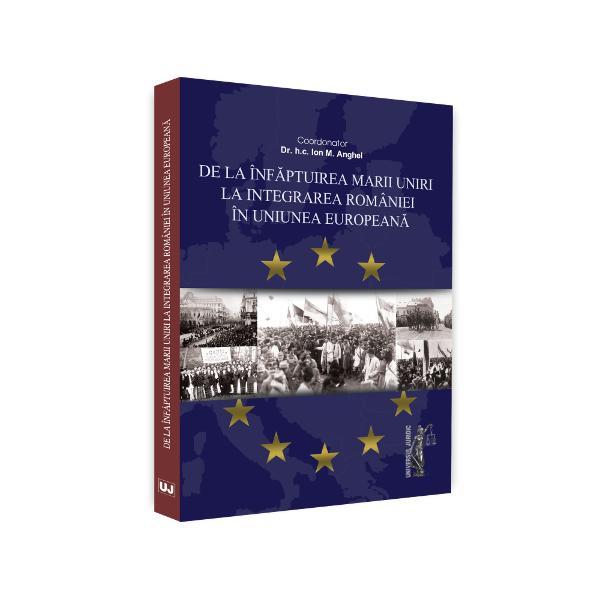 """"""" imi propun sa aduc in discu&539;ie infaptuirea celei mai mare&539;e biruin&539;e din toate timpurile a romanilor cand dupa secole de lupte crancene si jertfe de vie&539;i omene&537;ti sa se poata aduna cu to&539;ii in cadrul acelora&537;i fruntarii – Romania Mare""""""""Intrarea in UE si intrarea in NATO au constituit obiectivul fundamental si de perspectiva al eforturilor Romaniei aceasta noua orientare a ei insemnand in acela&537;i"""