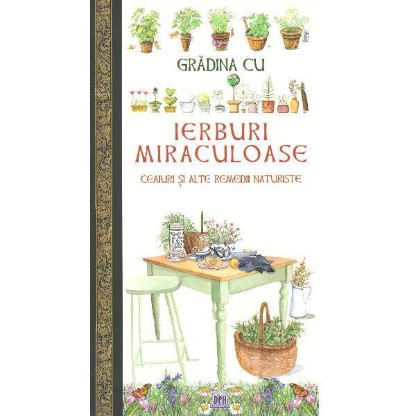 Fi&537;ele a peste 600 de plante medicinale din gr&259;dinile simple ale m&259;n&259;stirilor atât din zilele noastre cât &537;i din trecut Ceaiuri &537;i remedii din plante care vindec&259; trupul &537;i sufletul Re&539;ete pentru igien&259; &537;i cosmetic&259; Plante aromate care condimenteaz&259; mâncarea  Specifica&539;ii Pagini 280 M&259;rimi 16 x 285 cm Copert&259;