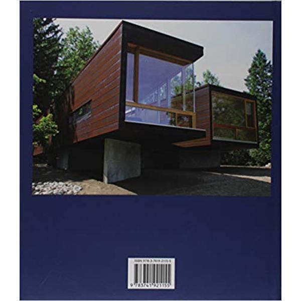 Instant Houses presents in more than 450 photos the wide variety of beautiful prefabricated houses