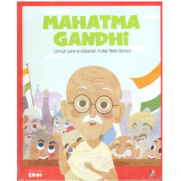 Mohandas Karamchand Gandhi s-a n&259;scut &238;n 1869 &238;n India ocupat&259; de britaniciDe&537;i a studiat dreptul la Londra &537;i &537;i-a petrecut tinere&539;ea &238;n Africa de Sud Ghandi a r&259;mas devotat patriei sale &537;i &537;i-a dedicat ultima parte a vie&539;ii pentru a face din India o na&539;iune independent&259;Chem&226;nd la nesupunere civic&259; non-violent&259; Gandhi a condus India la independen&539;&259; &537;i a inspirat mi&537;c&259;ri