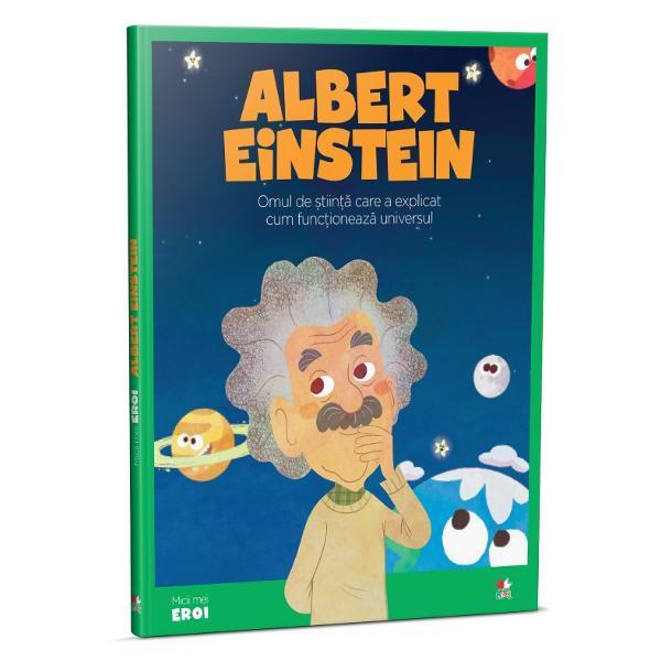 Toat&259; lumea a auzit de Albert Einstein geniul savant cu p&259;rul v&226;lvoiIntui&539;ia incredibil&259; &537;i dorin&539;a sa de a pune totul la &238;ndoial&259; l-au determinat s&259; revolu&539;ioneze &537;tiin&539;a ar&259;t&226;nd c&259; nici timpul nici spa&539;iul nu sunt ceea ce credem noiTeoria relativit&259;&539;ii pe care a dezvoltat-o l-a f&259;cut s&259; devin&259; cel mai important om de &537;tiin&539;&259; din secolul XX Iat&259; povestea