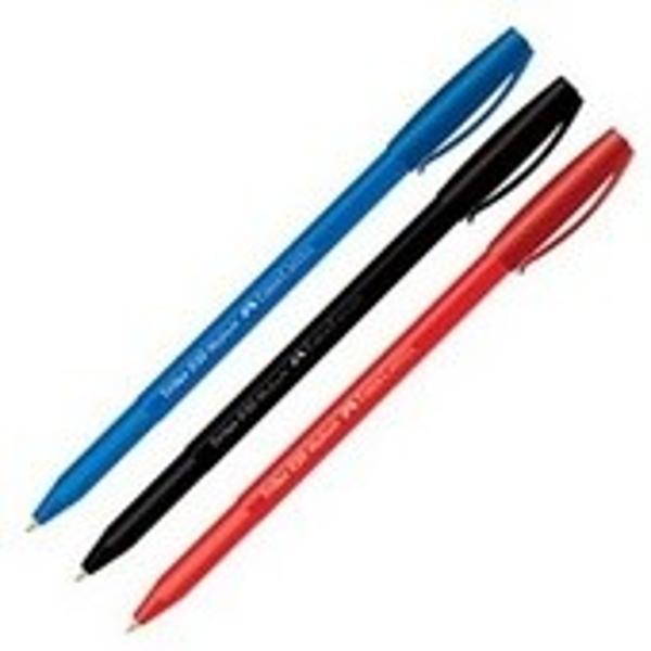 Forma ergonomica triunghiulara corp metalizat Capac ventilat cu clip Grosimea liniei 08mm Disponibil in 3 culori