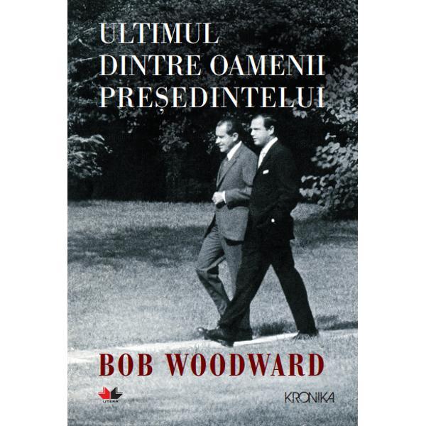"""""""Povestea lui Nixon nu se termin&259; aici"""" a m&259;rturisit Alexander Butterfield aghiotantul care a f&259;cut public cel mai mare secret al pre&537;edintelui – sistemul de înregistrare ce a oferit dovada Afacerii Watergate &537;i a pus cap&259;t mandatului lui Nixon Vreme de trei ani lucrând &537;i observând totul într-un birou lipit de Biroul Oval Butterfield a fost adesea primul care îl vedea pe Nixon de diminea&539;&259;"""