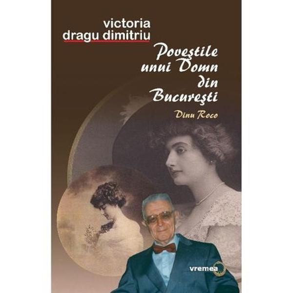 Cartea Victoriei Dragu Dimitriu e rezultatul intalnirilor cu 15 oameni de o